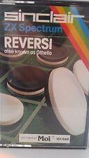 Reversi (Othello) Spectrum 48 (Tape) (Game, Verpackung, Manual)