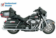 Vance & Hines Chrome True Dresser Duals Header Exhaust Pipe 95-08 Harley Touring