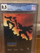 BATMAN DARK KNIGHT RETURNS #4 CGC 8.5 WHITE PAGES 1st Printing Ships Fast!