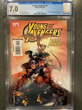 Young Avengers No.12 - CGC 7.0 - First Appearance of Tommy Shepard as Speed