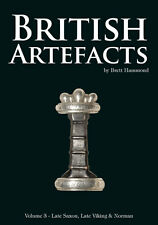 British Artefacts Vol 3 (Late Saxon, Late Viking & Norman)  *FREE P&P*