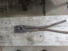 Vintage Blacksmiths Adjustable Hole Punch