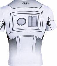 Under Armour Star Wars Storm Trooper Compression Shirt size M     1273450-100