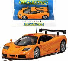 Scalextric C4102 McLaren F1 GTR Papaya Orange 1/32 Slot Car DPR