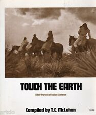 Touch the earth - a self portrait of Indian Existence - 1971