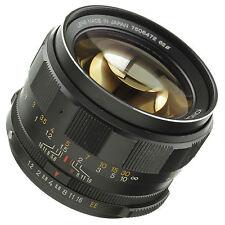 Konica Hexanon 57mm 1.2 EE Lens