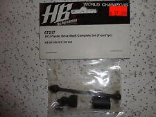 PARTS NEW Hot Bodies (HB), 67217 DCJ center drive shaft complete (f) D8 D8T Ve8
