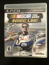 Nascar The Game Inside Line Ps3 Playstation 3 Like New Complete