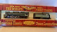 HO Scale AHM/Rivarossi 2-8-4 Commemorative Berkshire Steam Locomotive #759