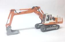 Modellini statici di macchine da cantiere escavatori edizione limitata Scala 1:50