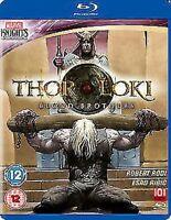 Thor Y Loki - Sangre Hermanos Blu-Ray Nuevo Blu-Ray (101ANIME008BR)