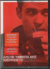 Justin Timberlake - Justified - The Videos DVD Neuwertig FSK 0