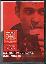 Justin Timberlake - Justified - The Videos DVD Neuwertig FSK 0