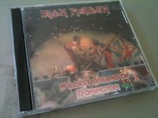 Iron Maiden Double CD Donington UK Download Fest Giv Me Ed Tour 2003