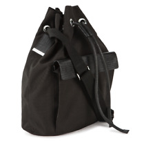 Whistles - Drawstring Bucket Bag - New With Tag - Black