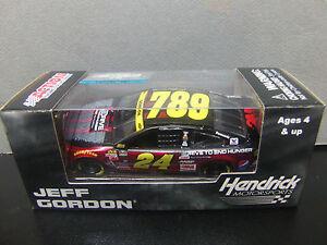 Jeff Gordon 2015 AARP Ride with Jeff Iron Man 789 Chevy SS 1/64 NASCAR