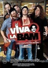 VIVA LA BAM - SEASON ONE 1 - DVD - Bam Margera - Ryan Dunn - JACKASS - REGION 4