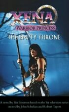 The Empty Throne (Xena) by Emerson, Ru Paperback Book The Fast Free Shipping