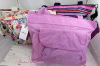 NWT Kipling Peggy Tote bag shoulder bag w furry Monkey