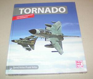 Bildband & Dokumentation Tornado Flugzeuge | umfassend aktualisiert | Neu