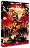 Barbarella DVD (2000) Jane Fonda, Vadim (DIR) cert 15 ***NEW*** Amazing Value