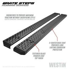 For 2002-2010 Mercury Mountaineer Grate Steps Running Board