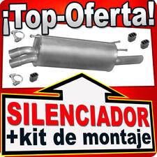 Silenciador Trasero OPEL OMEGA B 2.2 FAMILIAR 06.1999-07.2003 Escape KLH