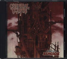 CANNIBAL CORPSE - GALLERY OF SUICIDE - CD SIGILLATO 1998 JEWELCASE