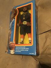 "GALOOB 1983 MR. T REAL-LIFE SUPERHERO! 12"" ACTION FIGURE New Top Tape Open"