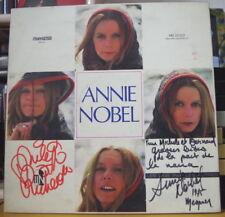 ANNIE NOBEL LES UNS PAR LES AUTRES FRENCH LP MOSHE-NAIM
