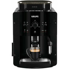 KRUPS EA81R8 2 Tassen Kaffeemaschine - Schwarz