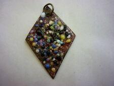 Handmade Copper Enamel Costume Jewellery