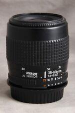 Nikon AF 35-80mm 4-5.6 D Lens