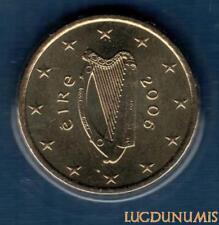 Irlande 2006 50 Centimes D'Euro FDC BU provenant du coffret BU 40000 exemplaires