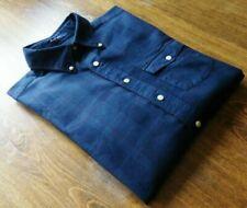 Camicie casual e maglie da uomo GANT a lunghezza della manica manica lunga in cotone