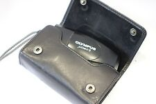Genuine Olympus case/pouch for Mju: II 35mm 1:2.8 Large Aperture Camera