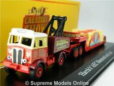 AEC MAMMOTH MODEL TRUCK LORRY 1:76 SCALE HARRIS'S GREATEST SHOW CIRCUS 4654104 K