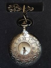 RARE EXCLUSIVE OFFICIAL ASSASSINS CREED SYNDICATE COLLECTORS PROMO POCKET WATCH