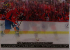 2017-18 Upper Deck Tim Hortons Alex Ovechkin Triple Exposition TE-8