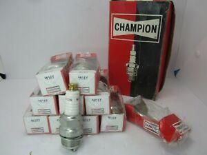 1907-1934 Chrysler Durant Ford Hupmobile Champion Spark Plug 10-Set 561 W16Y