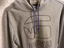 G-STAR TALLA -S- SUDADERA COLOR GRIS -IMPECABLE