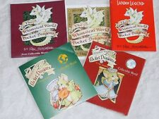 Pocket Dragon Books Literature * 5 x BOOKLETS / NEWS / INFORMATION * MINT COND