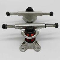 Aluminum Material One Pair Mini Skateboard Trucks 3 Inches Skateboard Accessory