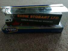 Corgi Classics 91350 EDDIE STOBART LTD VOLVO BOX VAN TRAILER SUPERHAULER