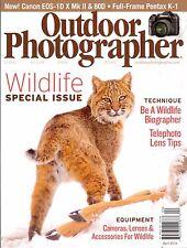 Outdoor Photographer Magazine April 2017 Grand Landscapes Intimate Details