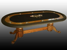 Custom Poker Table, Fully Customizable FREE SHIPPING!!!