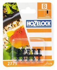 10 Bouchons d'obturation HOZELOCK 2779 13mm  arrosage