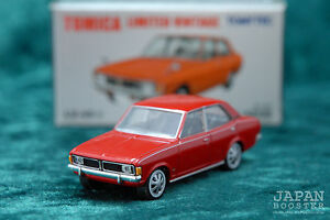 [TOMICA LIMITED VINTAGE LV-45a 1/64] MITSUBISHI GALANT AII GS (Red)