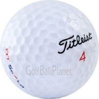 100 Near MINT Titleist DT SOLO AAAA Used Golf Balls + Tee's