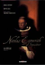 BD DELCOURT / EO / NICOLAS EYMERICH INQUISITEUR / TOME 1 - LA DEESSE--ZENTNER